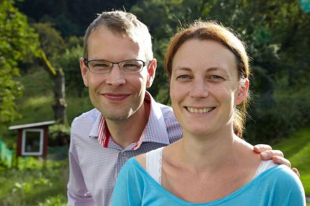 Ehepaar Wegener