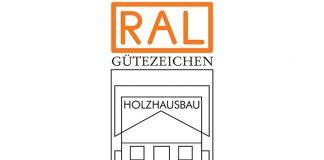 RAL Gütezeichen Holzhausbau.