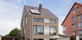 Fertighäuser bieten eine breite Auswahl an Architektur, Größen, Farben und Fassaden. (Foto: FingerHaus)