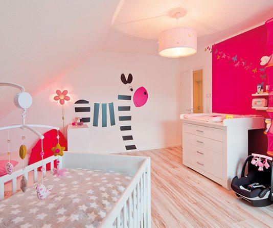 Langfristig spart man mit Qualitätsmöbeln im Kinderzimmer Geld. (Foto: FingerHaus)