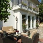 Stadtvilla BRAVUR 130: Terrasse
