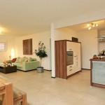 Effizienzhaus VIO 200: Wohnzimmer