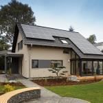 Das Energie-Plus-Haus NEO 312 in Wuppertal mit Wintergarten