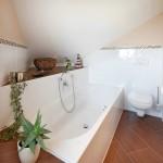 Einfamilienhaus FLAIR von Meyers Badezimmer mit Badewanne