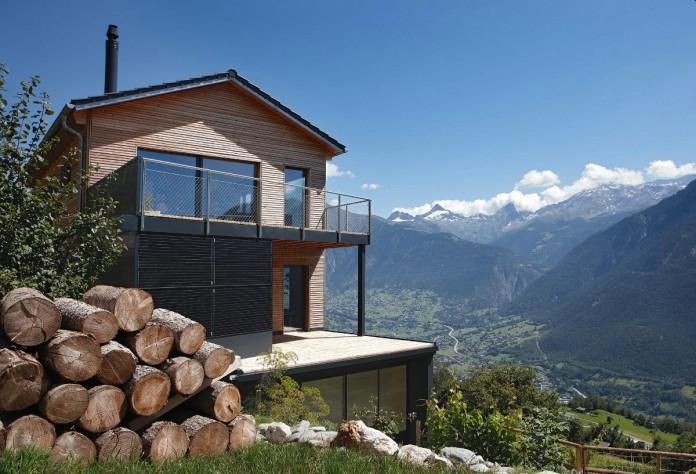 Bild: Ökologisch Bauen liegt im Trend. Foto: BDF/Baufritz