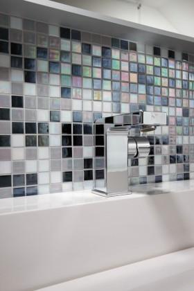 Fliesendetail Badezimmer