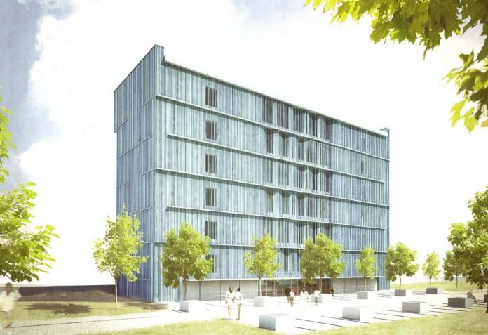 Holzbauelemente sind leicht und stabil, also eigentlich ideal für mehrgeschossige Häuser. (Bild: Kampa)
