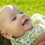 Das Baby der Familie Leuthold