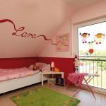 Kinderzimmer von Tochter Lara