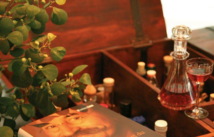 Ein Weinkeller für Genießer. (Foto: FingerHaus)