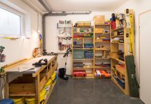 Keller bieten einen Raum zum Lagern, Ablenken und Entspannen. (Foto: FingerHaus)