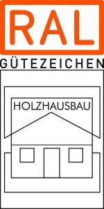 "Das RAL Gütezeichen ""Holzhausbau"". (Foto: BMF/RAL)"