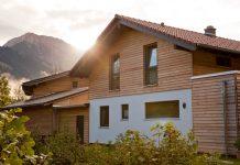"""""""Häuser aus Holz erreichen eine hohe ökologische Qualität."""" (Foto: FingerHaus)"""